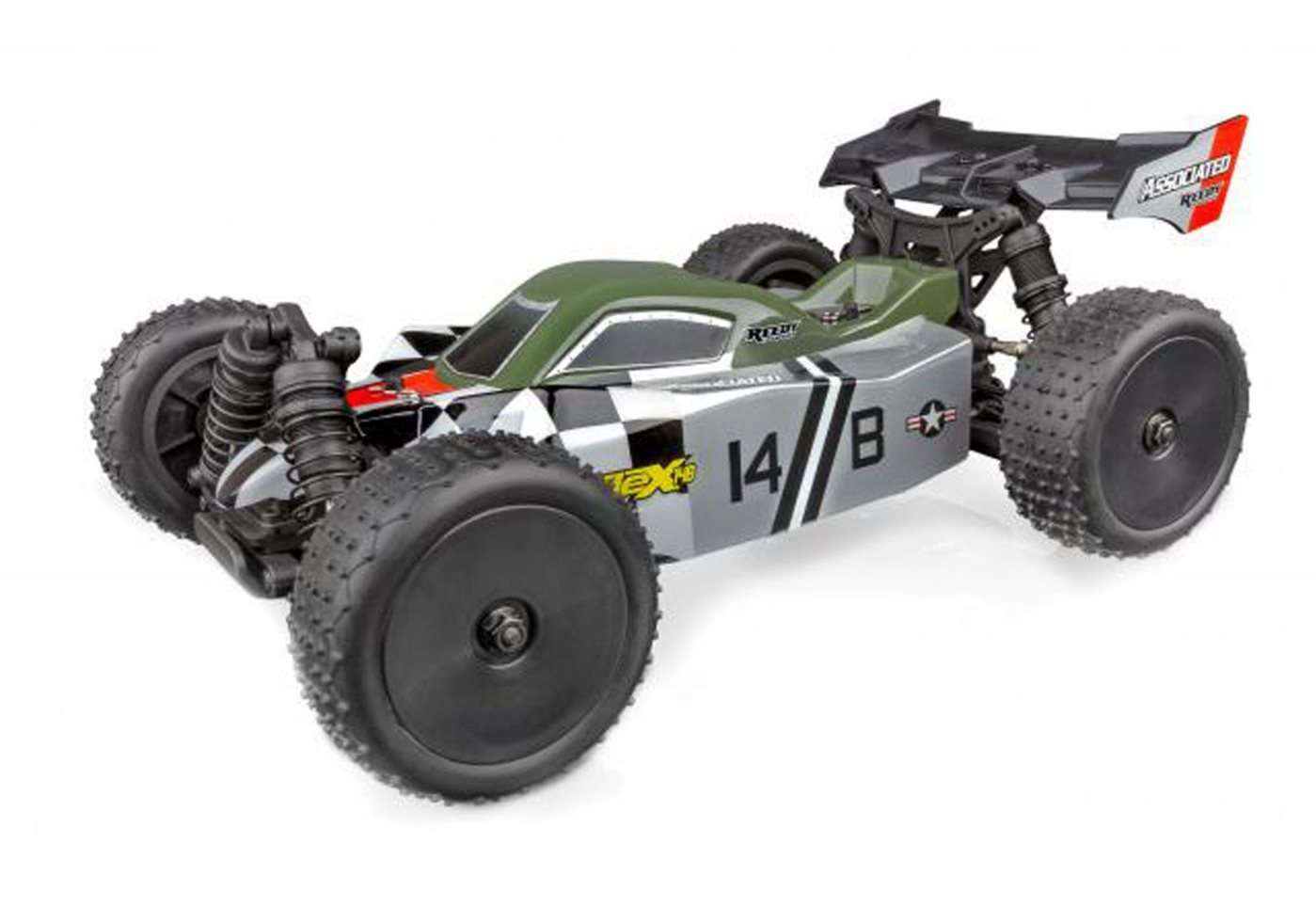Associated Reflex 14B RTR Buggy 4WD Combo
