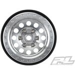 "Proline Rock Shooter 1.9"" Aluminum Composite Internal Bead-Loc Wheels, F"