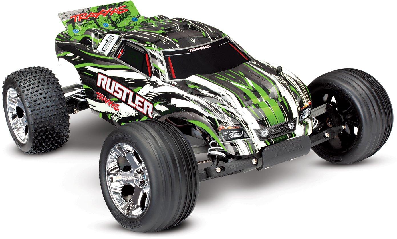 Traxxas Rustler XL-5 - Green