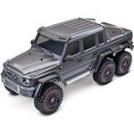 Traxxas TRX-4 Mercedes-Benz G 63 AMG 6x6 - Silver