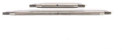 Axial Steering Links, Stainless Steel: Capra 1.9 UTB