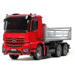 Rc Mercedes Benz Arocs 3348 6X4 Tipper Truck Kit
