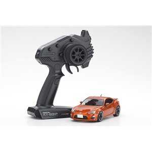 Kyosho Mini-Z Rwd Toyota 86 Mr-03 Readyset, Orange
