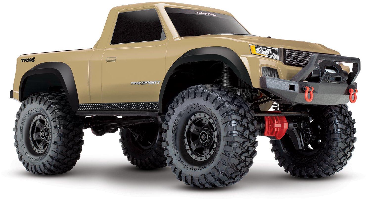Traxxas TRX-4 SPORT 4WD - TAN