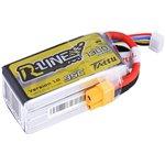 Tattu R-Line 1300mah 4s 95c Lipo Battery Pack with XT60 Plug