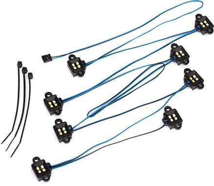Traxxas LED ROCK LIGHT KIT, TRX-4