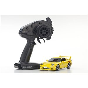 Kyosho Mini-Z Awd Initial D Rx-7 Mazda Fd3s Kit, Yellow