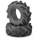 """Fling King Green Compound Tires (2), For Sct 3.0X2.2"""" Wheel"""