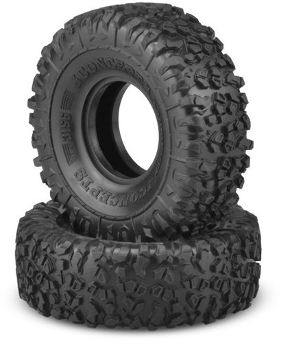 """J Concepts Landmines Green Force Compound, 1.9\"""" Performance Scaler Tire"""