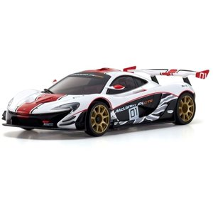 Kyosho Mini Z Rwd Mclaren P1 Gtr (White/Red)