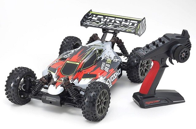 Kyosho Inferno Neo 3.0 Ve Red (1:8, 4Wd, Brushless, Rtr)