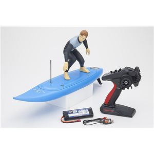 Kyosho Rc Surfer 4 (Ep, Battery + Charger, Rtr)
