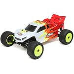 1/18 Mini-T 2.0 2WD Stadium Truck RTR, Red/White