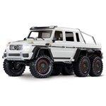 Traxxas TRX-4 Mercedes-Benz G 63 AMG 6x6 - White