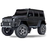 TRX-4 SCALE AND TRAIL MERCEDES, BLACK