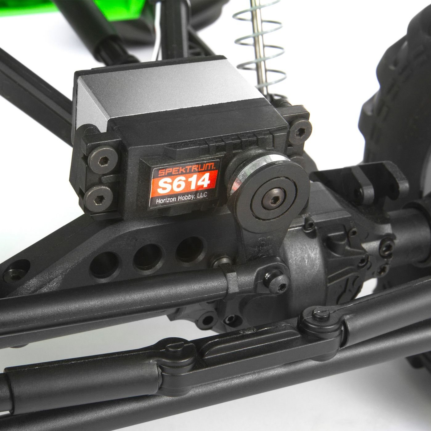 Axial 1/10 SMT10 Grave Digger 4WD Monster Truck RTR (Axial ...