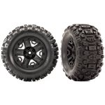 Traxxas TIRES & WHEELS, ASSEMBLED