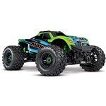 Maxx  1/10 Scale 4WD Green