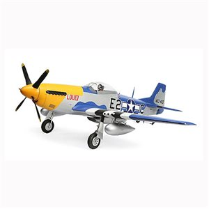 E-Flite P-51D Mustang 1.5m BNF Ba