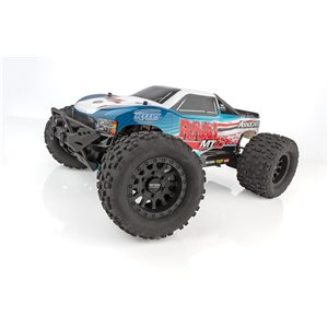 Associated Rival Mt10 1/10 Scale Off-Road Electric 4Wd Rtr, W/ Lipo & Charg