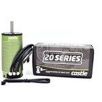 2028 Extreme 4-Pole Sensored Brushless Motor (800Kv)