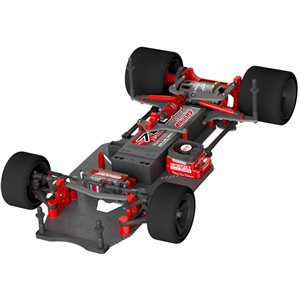 Team Corally 1/10 Ssx-10 Pan Car Chassis Kit (No Body, Tires, Or Electronics)
