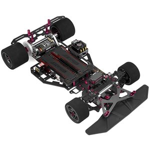 Team Corally 1/8 Ssx-8X On Road Pan Car Chassis Kit (No Body, Tires, Or Elect