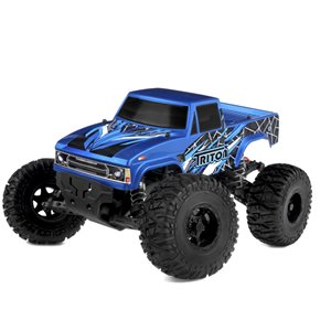 Team Corally 1/10 Triton Sp 2Wd Monster Truck Brushed Rtr (No Battery Or Char