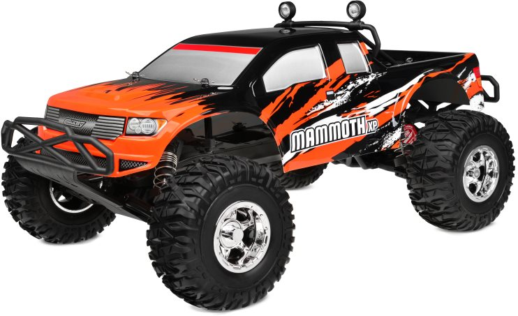 Team Corally 1/10 Mammoth Xp 2Wd Desert Truck Brushless Rtr (No Battery Or Ch