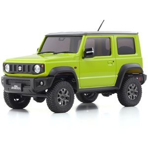 Kyosho Mini-Z 4X4 Jimny Sierra Kinetic Yellow