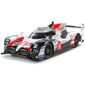 Tamiya 1/10 Rc Toyota Gazoo Racing Tso05 Hybrid 2019 Model Kit, W/ F103