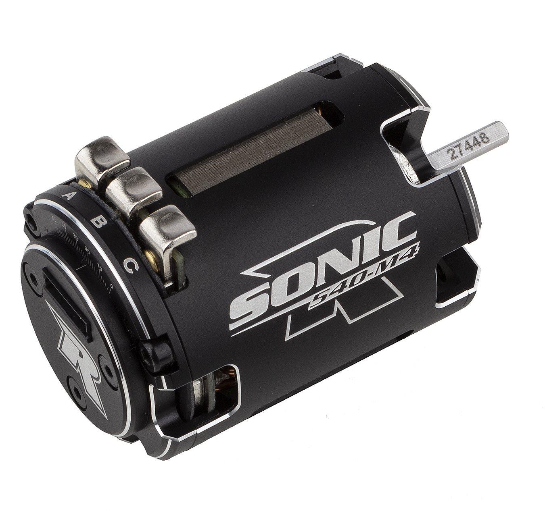 Associated Reedy Sonic 540-M4 Sensored Brushless Motor, 4.5 Turn