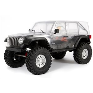 Axial 1/10 SCX10 III Jeep JL Wrangler with Portals 4WD Kit