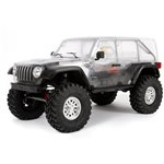 1/10 SCX10 III Jeep JL Wrangler with Portals 4WD Kit