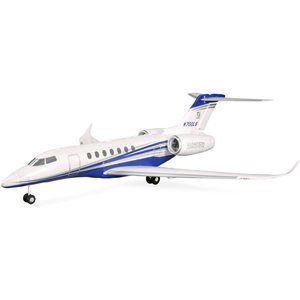 E-Flite UMX Citation Longitude Twin 30mm EDF BNF Basic with SAFE Select