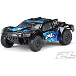 Proline Flo-Tek Fusion Black Body, For Pro-Fusion Sc 4X4, Slash 2Wd, Pre