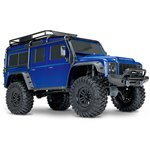 TRX-4 SCALE AND TRAIL DEFENDER, BLUE