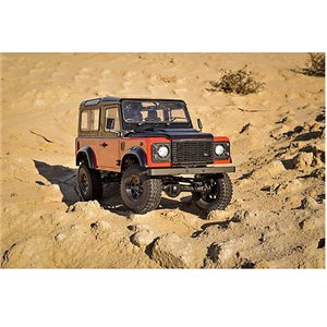 RC 4WD Gelande II RTR with 2015 Land Rover Defender D90