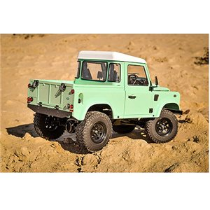 RC 4WD Gelande II RTR with 2015 Land Rover Defender D90 PU