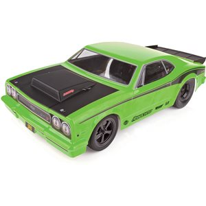 Associated 1/10 Dr10 Drag Race Car, Brushless 2Wd Rtr, Green