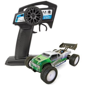 Associated Tr28 Rtr Electric Truggy, 2Wd, 1/28, W/ Battery, Charger And Rad