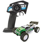 Tr28 Rtr Electric Truggy, 2Wd, 1/28, W/ Battery, Charger And Rad