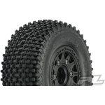"Gladiator Sc 2.2""/3.0"" M2 (Medium) Tires, Mounted On Raid Black"