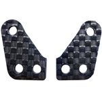 Associated Rc10b74 Steering Block Arms