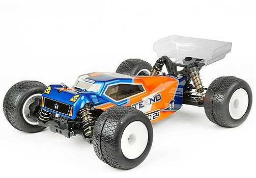 Tekno RC ET410.2 1 10th 4WD Competition Electric Truggy Kit