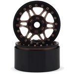 SSD RC 1.9 Prospect Beadlock Wheels (Bronze) (2)