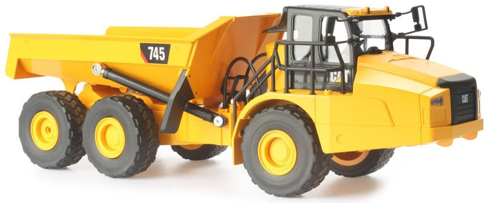 Diecast Masters Cat 1/24 Scale Rc 745 Articulated Truck