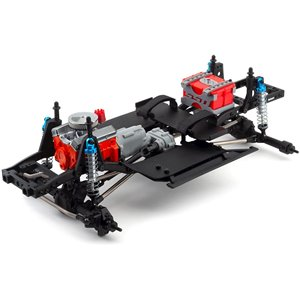 SSD RC Trail King Pro Scale Crawler Chassis Builders Kit