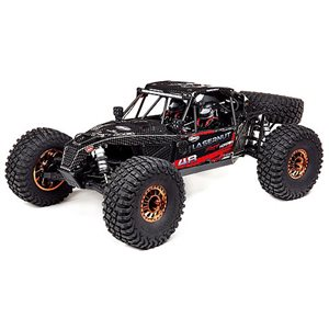 Losi 1/10 Lasernut U4 4WD Brushless RTR with Smart ESC, Black