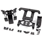 Traxxas BODY MOUNTS, FRONT & REAR